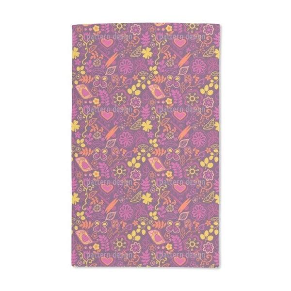 Piepsi in the Disco Jungle Hand Towel (Set of 2)