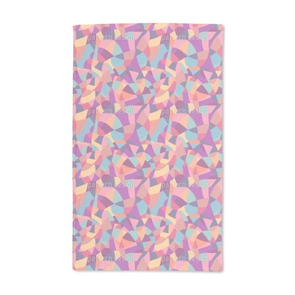 Pure Abstract Expressionism Hand Towel (Set of 2)