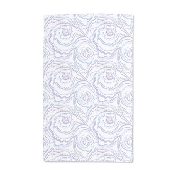 Agate Vibes Hand Towel (Set of 2)