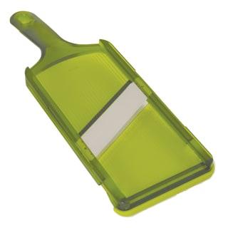 Kuhn Rikon 22335 Green Stainless Steel Dual Slice Mandoline Slicer