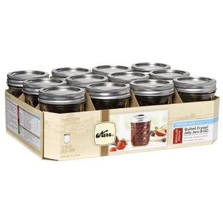 Kerr 7061000105 8 Oz Jelly Jars