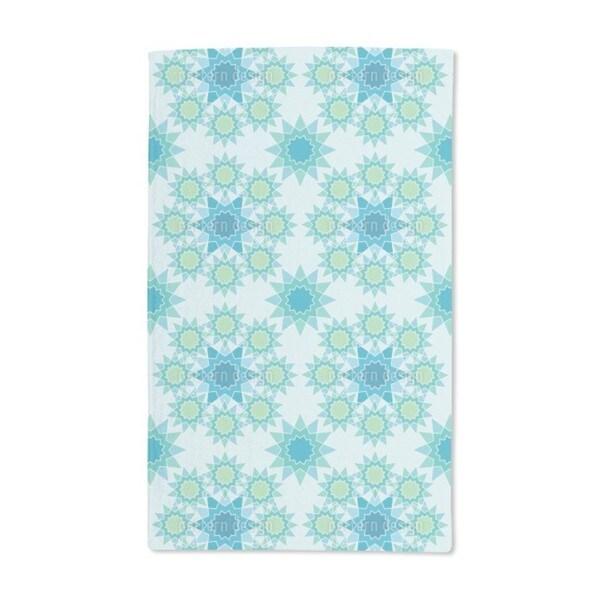 Frozen Galaxy Hand Towel (Set of 2)