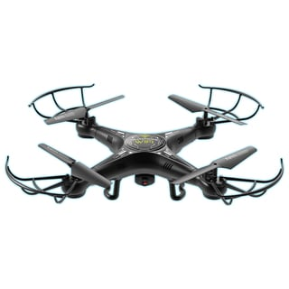 DGL Quadrone iSight Flying Drone