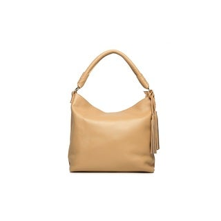 Vicenzo Leather Sienna Leather Hobo Handbag