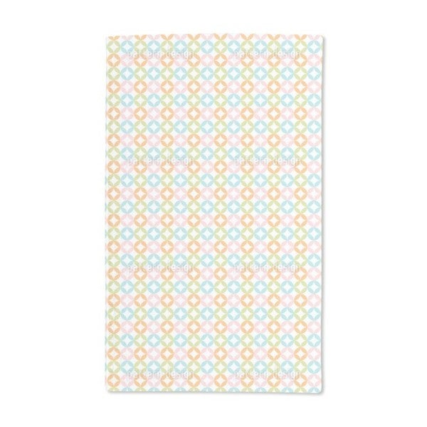 Harlequin Dots Hand Towel (Set of 2)