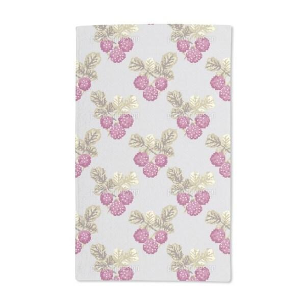 Heavenly Pixel Berries Hand Towel (Set of 2)