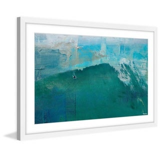 Parvez Taj 'See the Sea' Framed Wall Art Print