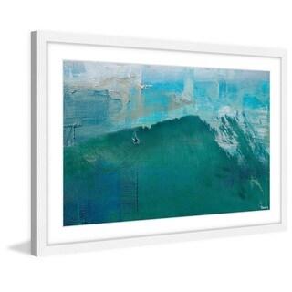 Parvez Taj - 'See the Sea' Framed Painting Print