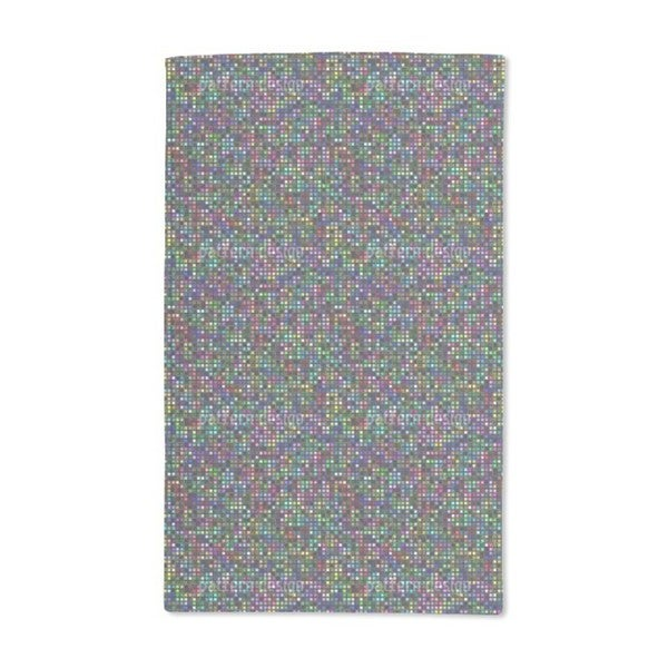 Nucleus in the Nonlight Hand Towel (Set of 2)