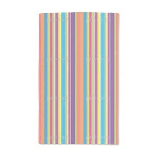 Happy Stripes Hand Towel (Set of 2)
