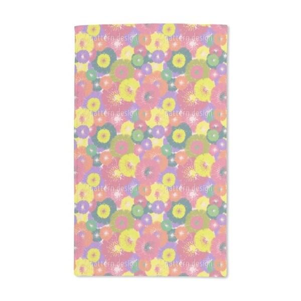 Thistle Pop Hand Towel (Set of 2)