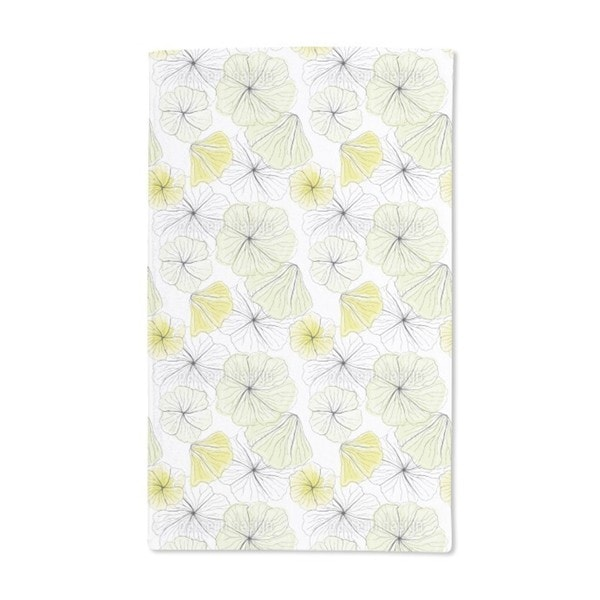 Hibiscus Blossoms Hand Towel (Set of 2)
