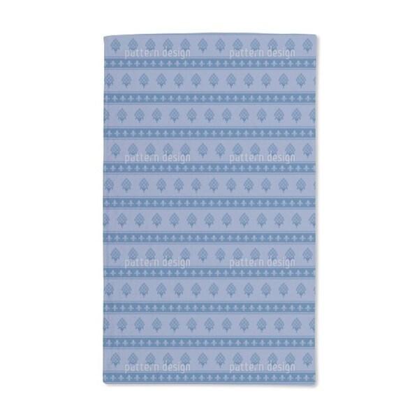 Royal Artichokes Hand Towel (Set of 2)
