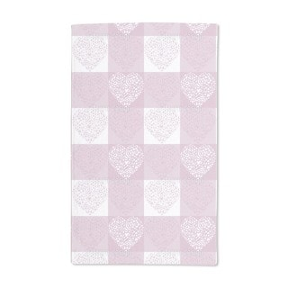 Hearty Lilac Hand Towel (Set of 2)