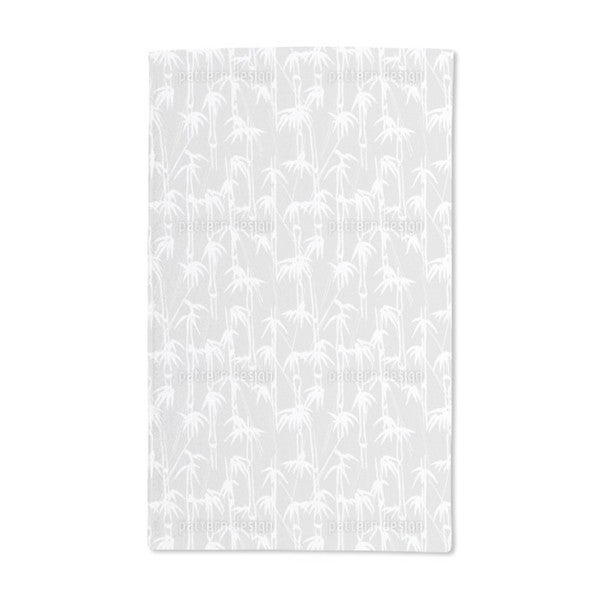 Ink Bamboo Hand Towel (Set of 2)