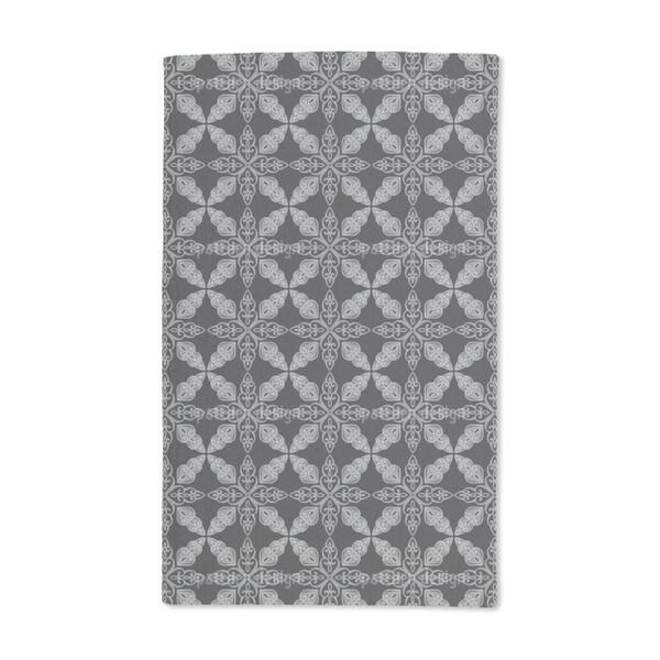 Moroccan Black Hand Towel (Set of 2)