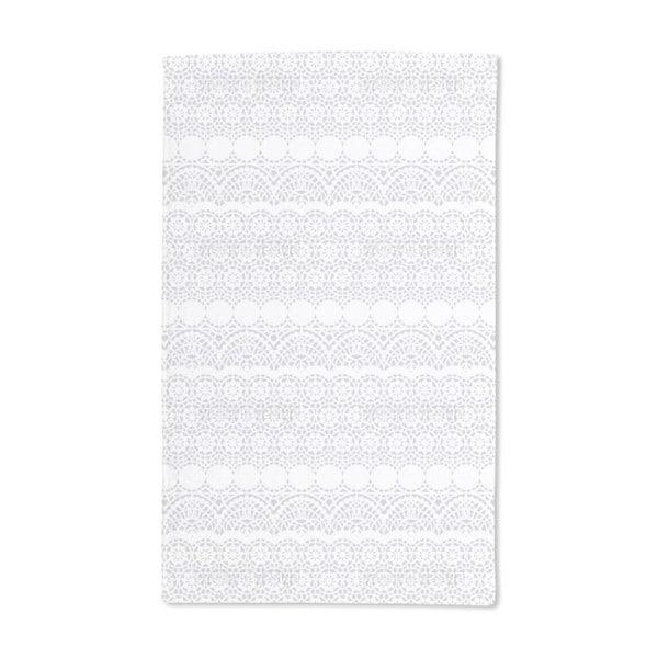 Alhambra White Hand Towel (Set of 2)