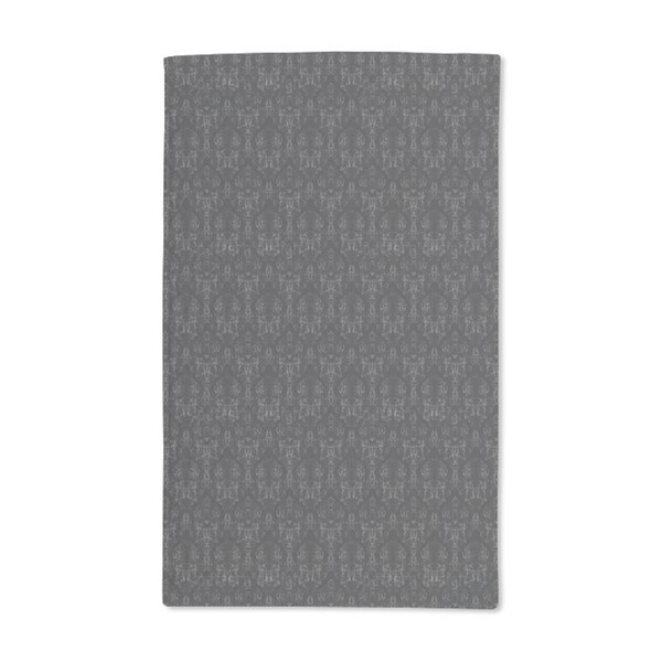 Damask Texture Hand Towel (Set of 2)