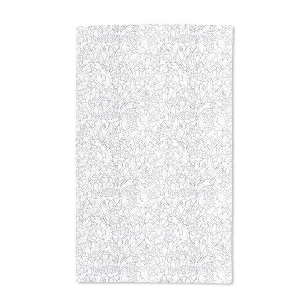 Endless Peony Hand Towel (Set of 2)