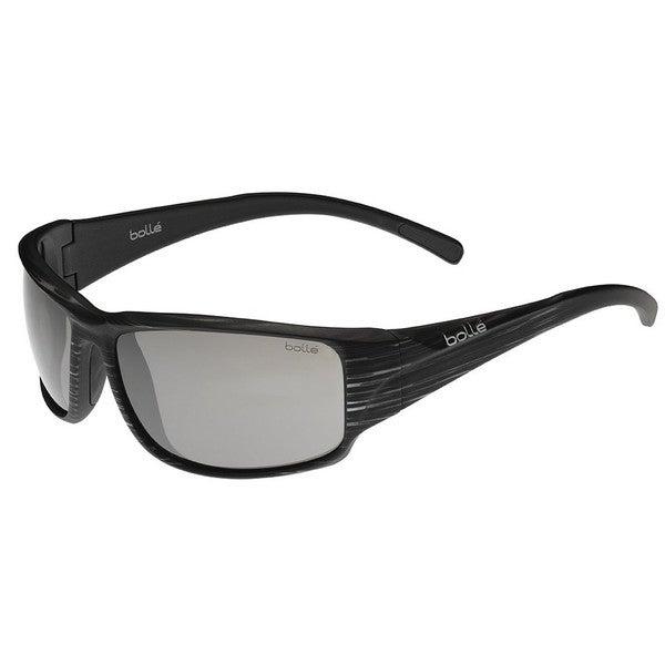 Bolle Keelback Sunglasses, Shiny Black