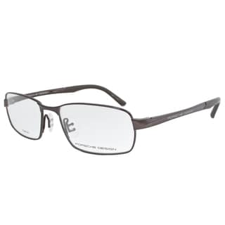 Porsche Design P8212 C Titanium Eyeglasses Frame in Dark Gunmetal Size 54mm
