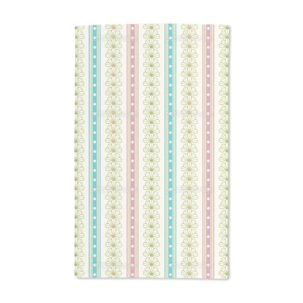 What Flowers Promise Hand Towel (Set of 2)