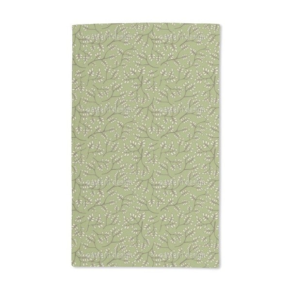 Branches in Spring Hand Towel (Set of 2)