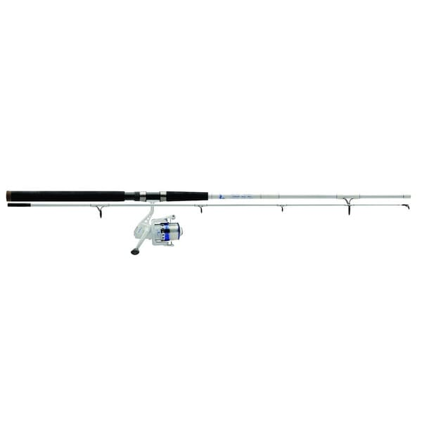 Eagle Claw Surf Beast 8-inch Medium Spinning Combo