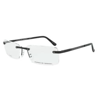 Porsche Design P8238 A Titanium Black Eyeglasses Frame in Size 56mm