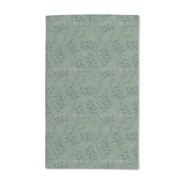 Japanese Zen Garden Hand Towel (Set of 2)
