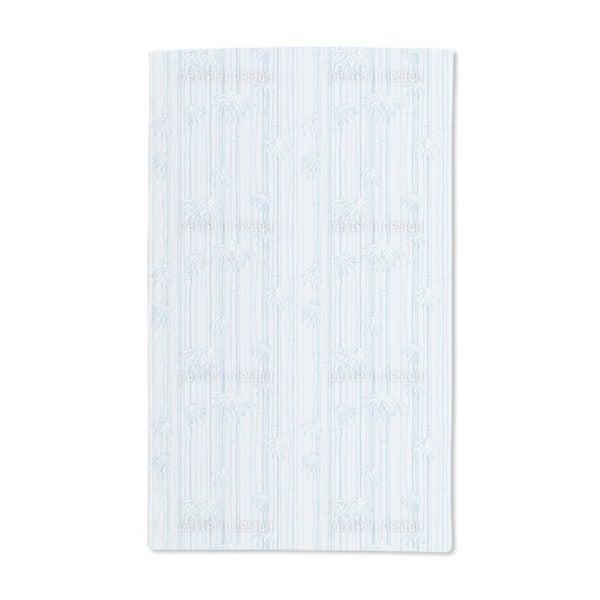 Bamboolino Blue Hand Towel (Set of 2)