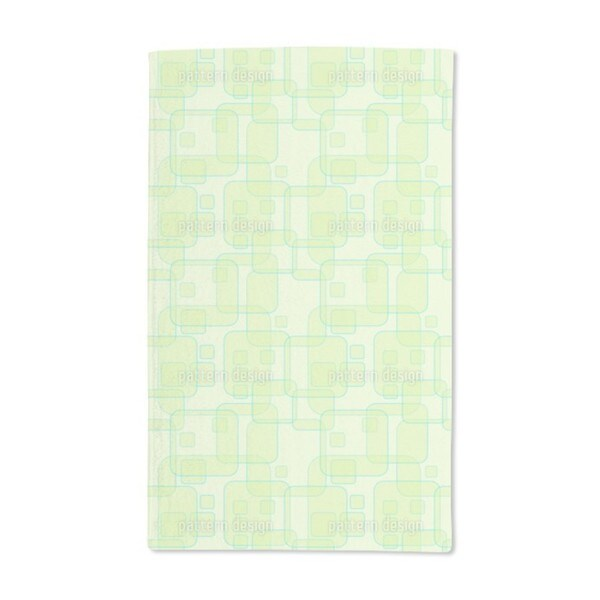 Square Theories Hand Towel (Set of 2)