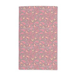 Colorful Paisley Hand Towel (Set of 2)