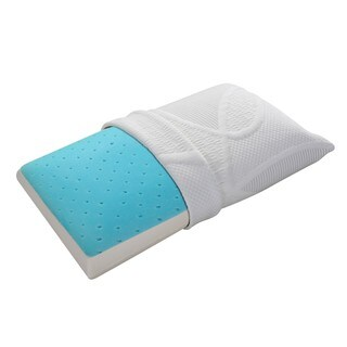 Christies Home Living Cool Comfort Latex and Gel Pillow