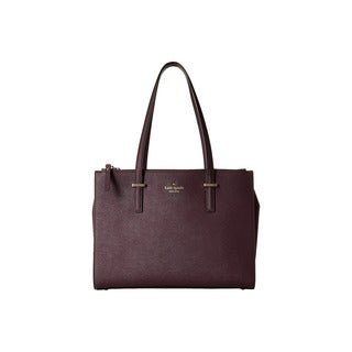 Kate Spade New York Cedar Street Small Jensen Mahogany Tote Bag