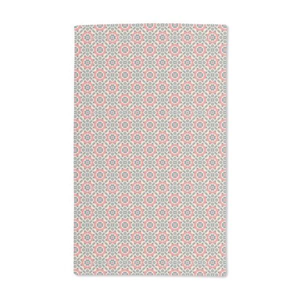 Floralis Retro Hand Towel (Set of 2)