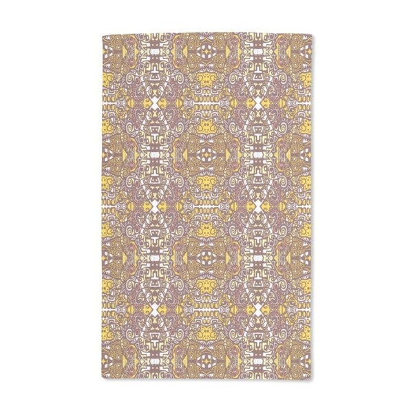 In the Aztec Temple Hand Towel (Set of 2)