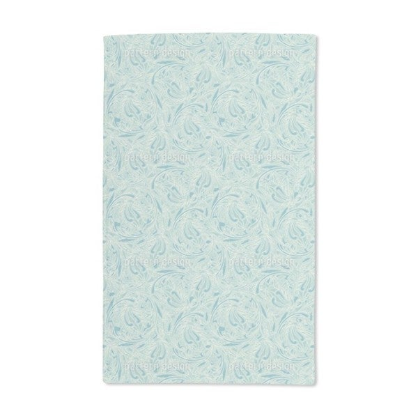 Copper Engraving Hand Towel (Set of 2)