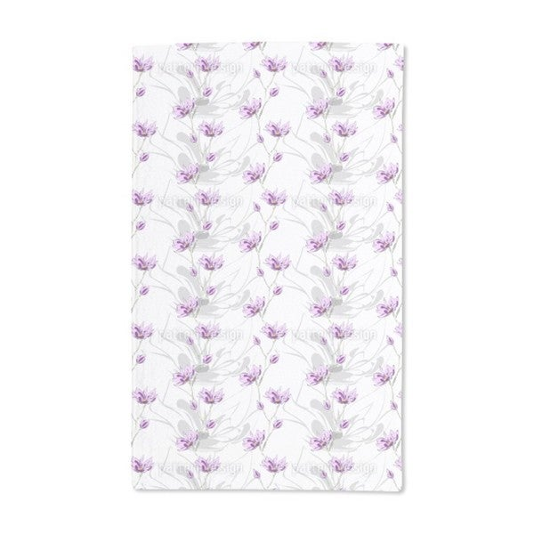 Magnolia Blossoms Hand Towel (Set of 2)