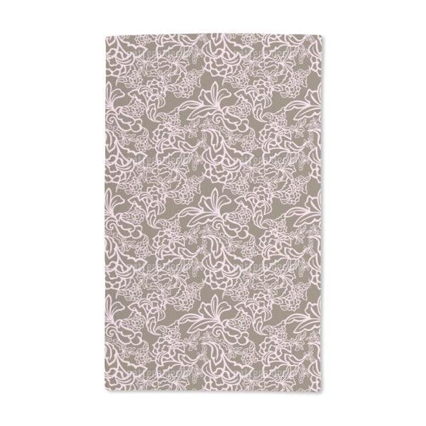 Romantic Tendrillars Hand Towel (Set of 2)