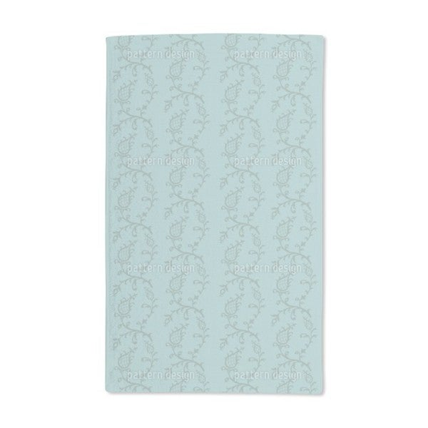 Cinderella Blue Hand Towel (Set of 2)