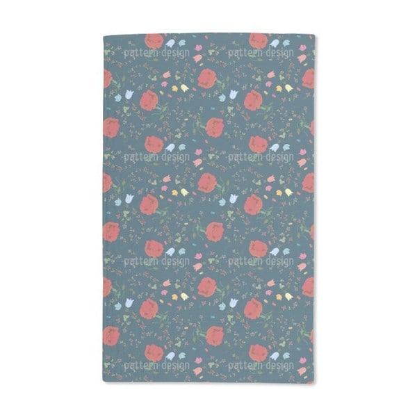 Floral Mix Hand Towel (Set of 2)