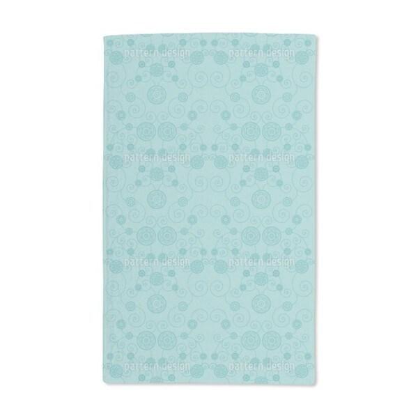 Irana in the Ocean Hand Towel (Set of 2)
