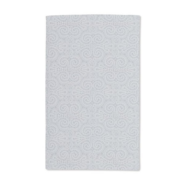 Elegant Lace Hand Towel (Set of 2)