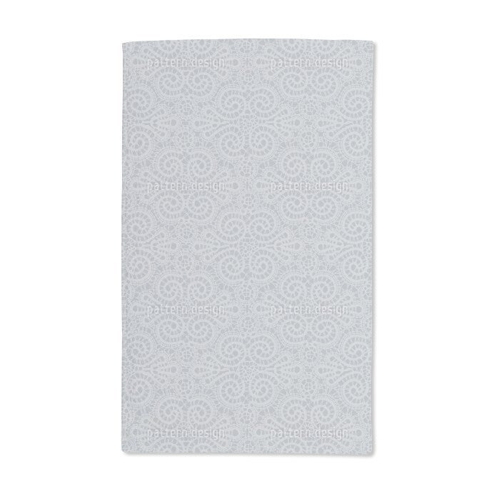 Uneekee Elegant Lace Hand Towel (Set of 2) (Elegant Lace ...