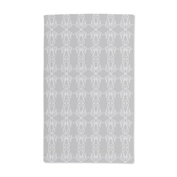 Elegance of the 1920S Hand Towel (Set of 2)