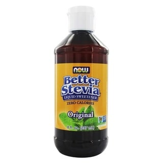 Now Foods Better Stevia Original 8-ounce Liquid Extract