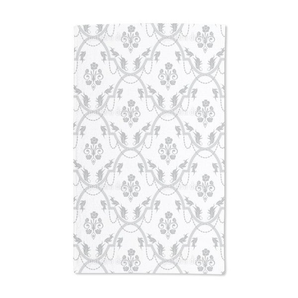 Rocko Bianco Hand Towel (Set of 2)
