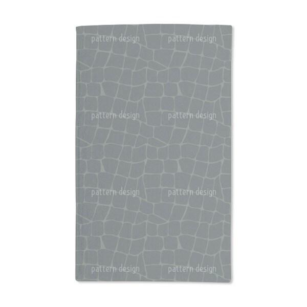 Crocodile Hand Towel (Set of 2)