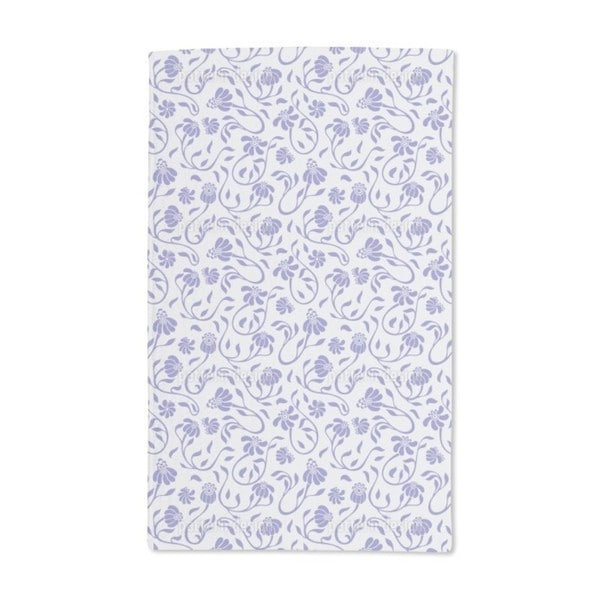Flower Dream Hand Towel (Set of 2)